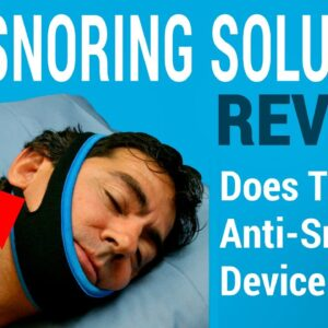 My Snoring Solution Review 2020 - Does This Anti-Snoring Chinstrap Really Stop Snoring Fast?