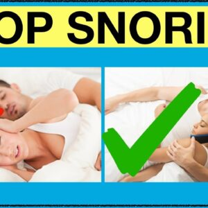 How Effective Is An Anti Snoring Chinstrap - Does A Chinstrap Really Work To STOP Snoring?