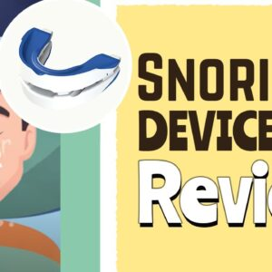 Anti-Snoring Mouthpiece - Snoring Device Review