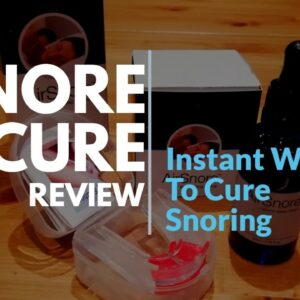 Best Way Stop Snoring | YOU MUST HAVE THIS!!
