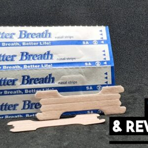 Better Breath Nasal Strips - Tested & Reviewed
