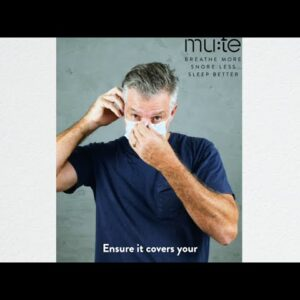 Breathe Better, while Keeping Safe With Mute.