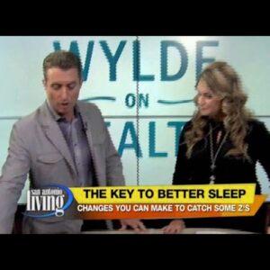 Bryce Wylde - The Key To Better Sleep