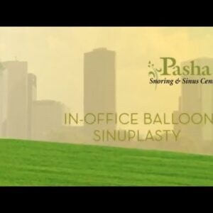How In-Office Balloon Sinuplasty Can Cure Recurrent Sinus Problems