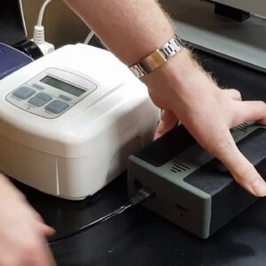 How To - Connect A DeVilbiss SleepCube CPAP To A Battery