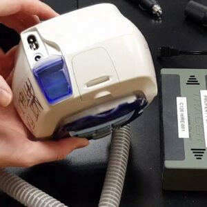 How To - Connect A Resmed S8 CPAP To A Battery