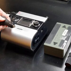 How To - Connect A Resmed S9 CPAP To A Battery