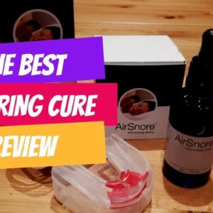 How To Cure Snoring Uk | BEWARE: Watch This First