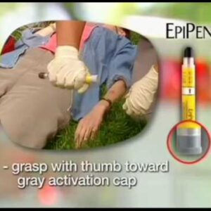 How to use an EpiPen Part 3