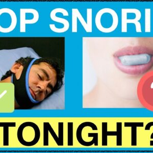 BEST Anti Snoring Devices Reviews 2020 - Which Snoring SOLUTION Is Right For Your Unique Case?