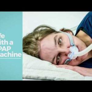Living with a CPAP Machine TVC