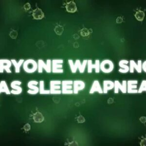 Myth or Fact: Does everyone who snores have sleep apnea?