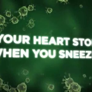 Myth or Fact: Does my heart stop when I sneeze?