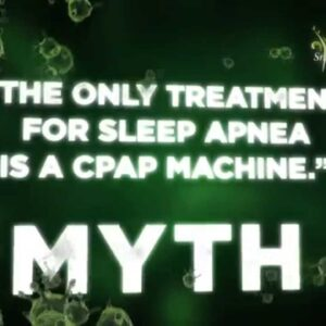 Myth or Fact: Is the CPAP machine the only way to treat sleep apnea?