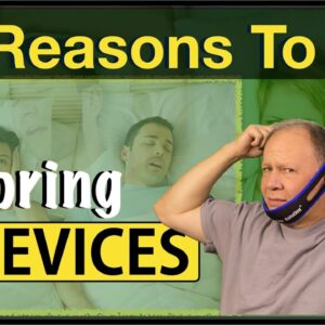 4 Reasons Why You Should Use An Anti Snoring Device To Stop Snoring Naturally Tonight