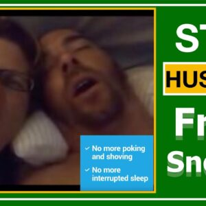How To Stop Your Husband From Snoring - Try These Remedies And Finally Get Some Sleep