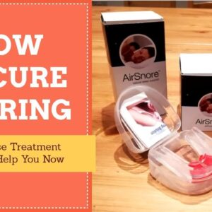 Over The Counter Anti Snoring Devices | BEWARE: Watch This First
