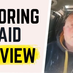 How To Stop Someone From Snoring At Night | VitalSleep Snoring Aid Review