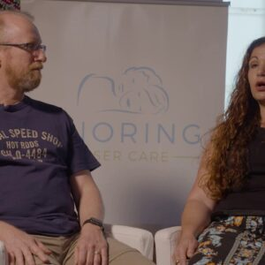 Paul and Karen talk about their Snoring Laser Treatment