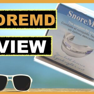 SnoreMD Pro Review | SnoreMD Pro Anti Snoring Device Review | How Does It STOP Snoring?