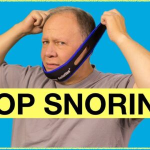 How To Stop Snoring Naturally With NATURAL Home Remedies That Are PROVEN To Work FAST