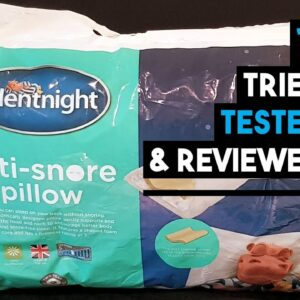 Silentnight Anti-Snore Pillow - Tested & Reviewed