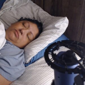SNORING DAD AND  MOM SLEEPING ASMR SERIES