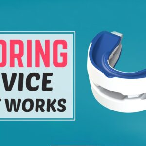 Snoring Devices That Work - Vital Sleep Mouthpiece For Snoring