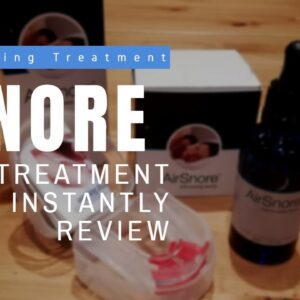 Snoring Jaw Strap Review | YOU MUST HAVE THIS!!