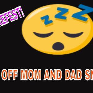 SNORING MOM AND DAD SLEEPING ASMR SERIES 00 LIGHTS OFF