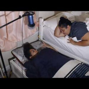 SNORING MOM AND FRIEND DUET DUAL  PT 2