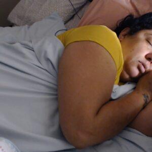 SNORING MOM SLEEPING ASMR SERIES PART 47