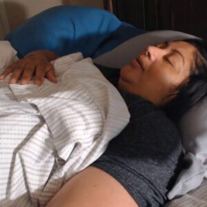Snoring Mom Sleeping ASMR Series (soft talking)