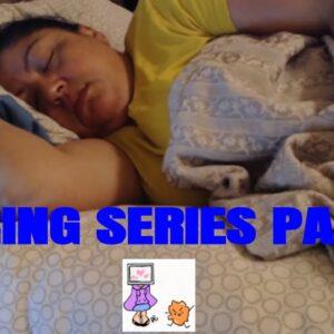 SNORING MOM SLEEPING SERIES ASMR PART 10