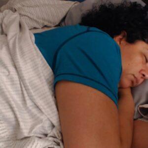 Snoring Mom Sleeping Series no talking