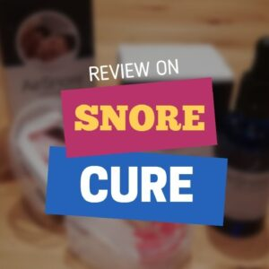 Snoring Mouth Piece As Seen On Tv | Cure Snoring Instantly