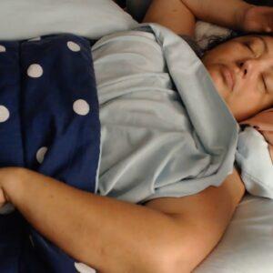 SNORING SLEEPING MOM & DAD ASMR SERIES