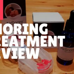 Snoring Treatment In Homeopathy | BEWARE: Watch This First