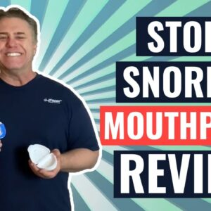Stop Snoring Mouthpiece Review | VitalSleep Review