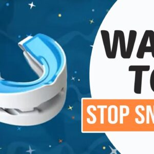 Ways To Stop Snoring | Device For Snorers By Vital Sleep
