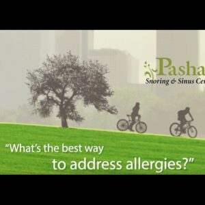 What's the Best Way to Address Allergies?
