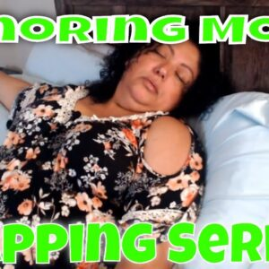 Snoring Mom Napping Series