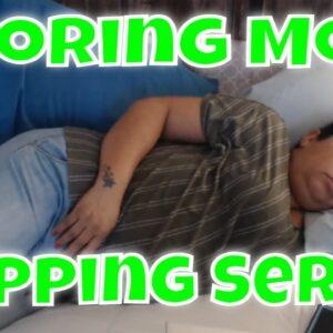 Snoring Mon Napping Series
