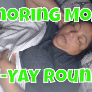 Snoring Mom Fri-Yay #Dos