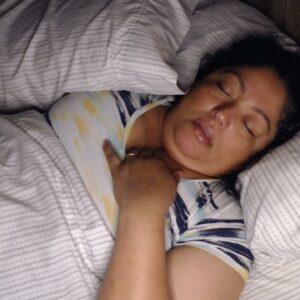 March20 Snoring Mom Sleeping Series Fri YAY Pt4