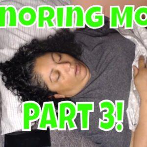 Snoring Mom pt3