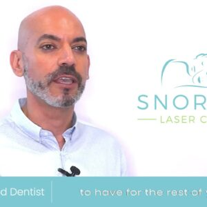 What does the Snoring treatment involve?