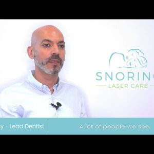 What does the Snoring treatment involve? | Snoring Laser Care