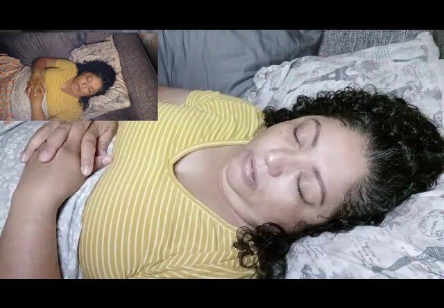Snoring Mom Vault Close-Up Combo Part 2