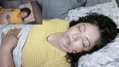 Snoring Mom Vault Close-Up Combo Part 3
